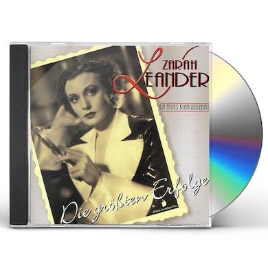 Zarah Leander DIE GROSSEN ERFOLGE CD