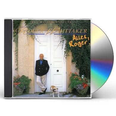 Roger Whittaker ALLES ROGER! CD