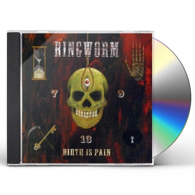 Ringworm BIRTH IS PAIN CD