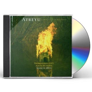 Atreyu DEATHGRIP ON YESTERDAY CD