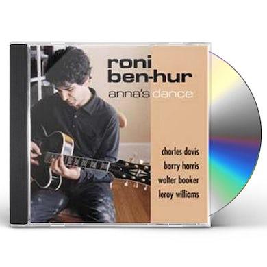 Roni Ben-Hur ANNA'S DANCE CD
