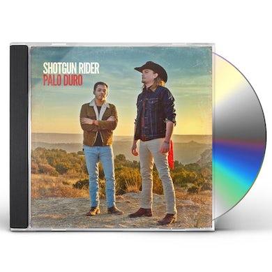 Shotgun Rider Palo Duro CD
