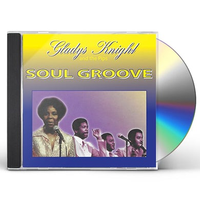 Gladys Knight & The Pips SOUL GROOVE CD