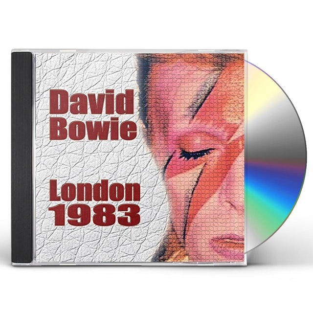 David Bowie LONDON 1983 CD