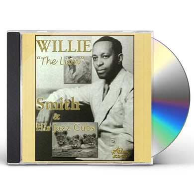 WILLIE THE LION SMITH & HIS JAZZ CUBS CD