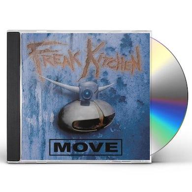 Freak Kitchen MOVE CD
