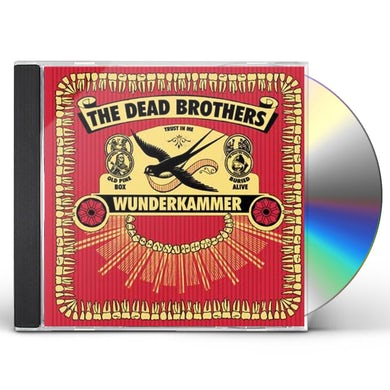 DEAD BROTHERS WUNDERKAMMER CD