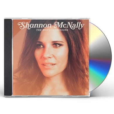Shannon Mcnally Waylon Sessions CD