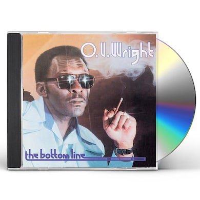 O.V. Wright BOTTOM LINE CD