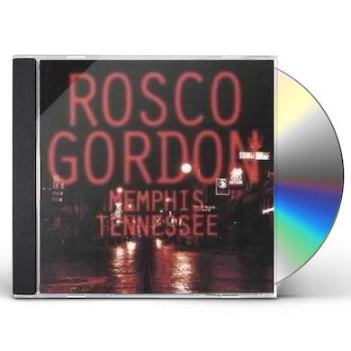 Rosco Gordon MEMPHIS TENNESSEE CD