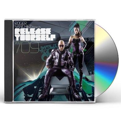Roger Sanchez RELEASE YOURSELF 9 CD