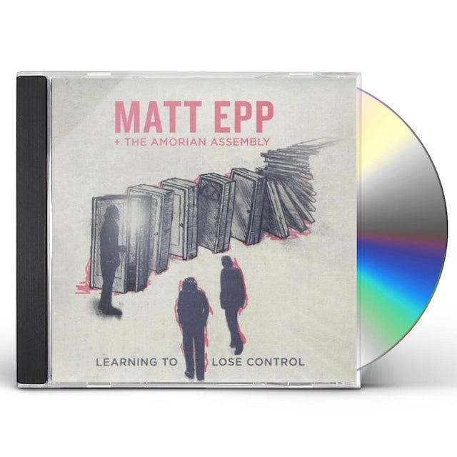 Matt Epp LEARNING TO LOSE CONTROL CD