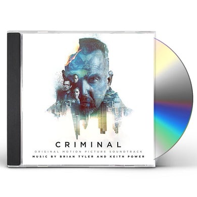 criminal SOUNDTRACK CD