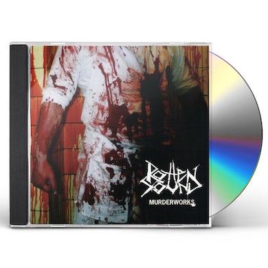 Rotten Sound MURDERWORKS CD