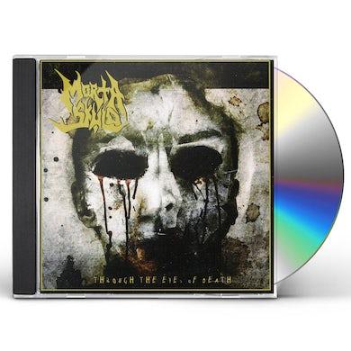 Morta Skuld THROUGH THE EYES OF DEATH: THE EARLY DEMOS CD