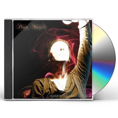 Peter Murphy BARE-BONED & SACRED CD