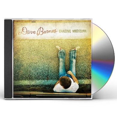 Dave Barnes CHASING MISSISSIPPI CD