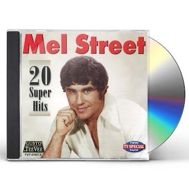 Mel Street 20 SUPER HITS CD