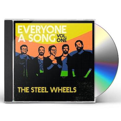 EVERYONE A SONG 1 CD