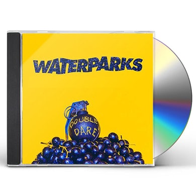 Waterparks DOUBLE DARE CD