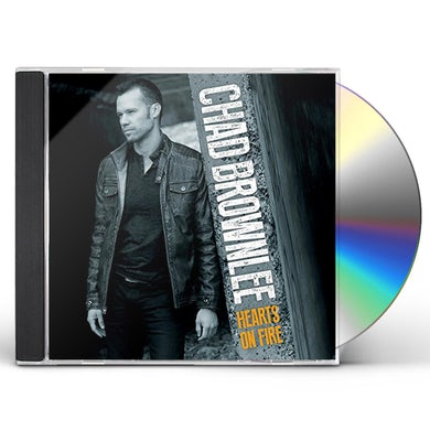 Chad Brownlee HEARTS ON FIRE CD