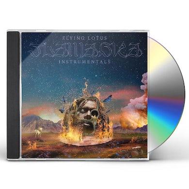 Flying Lotus Flamagra (Instrumentals) CD