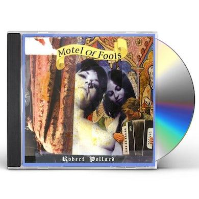 Robert Pollard MOTEL OF FOOLS CD