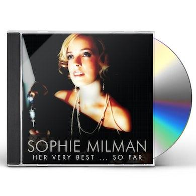HER VERY BEST SO FAR CD