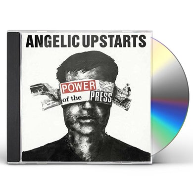 Angelic Upstarts POWER OF THE PRESS CD