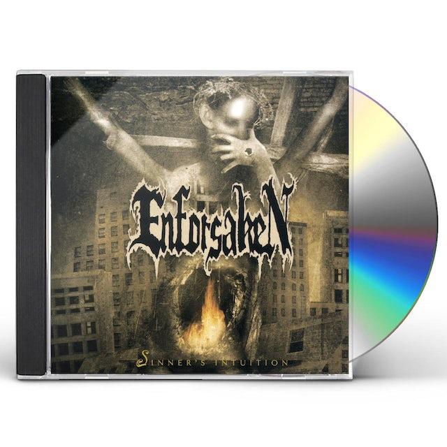 Enforsaken SINNER'S INTUITION CD