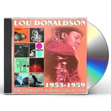 Lou Donaldson COMPLETE ALBUMS COLLECTION: 1953-1959 CD