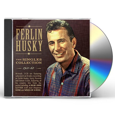 Ferlin Huskey SINGLES COLLECTION 1951-62 CD