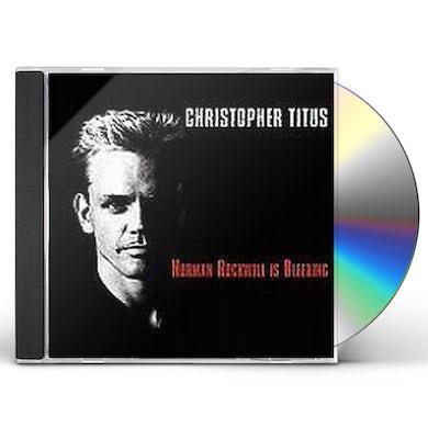 Christopher Titus NORMAN ROCKWELL IS BLEEDING CD