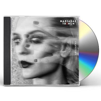 Marianas Trench Phantoms CD