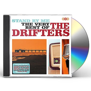 Drifters STAND BY ME: THE VERY BEST OF CD