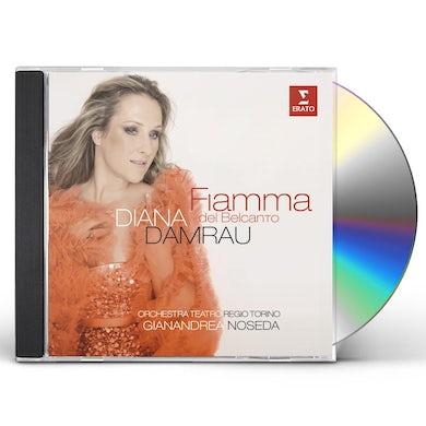 Diana Damrau FIAMMA DEL BELCANTO CD