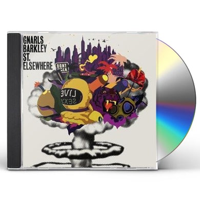Gnarls Barkley ST. ELSEWHERE CD