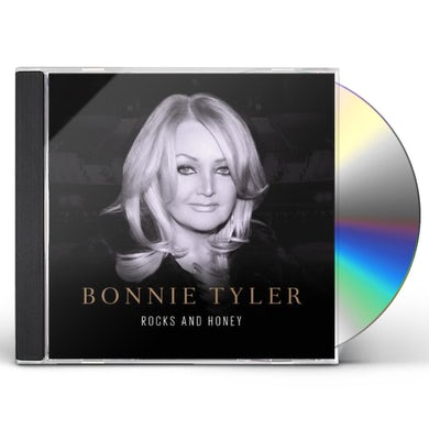 Bonnie Tyler ROCKS & HONEY CD
