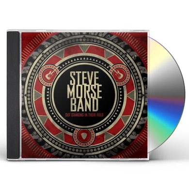 Steve Morse OUT STANDING IN THEIR FIELD CD
