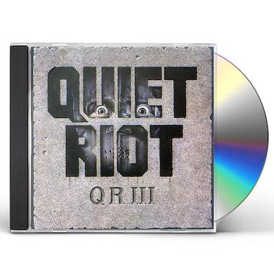 Quiet Riot QR III CD
