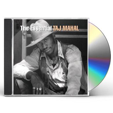 ESSENTIAL TAJ MAHAL CD