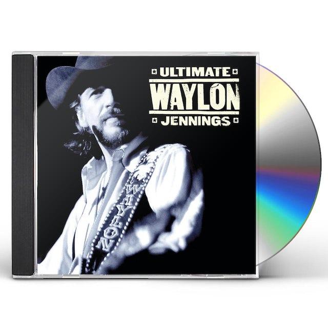 ULTIMATE WAYLON JENNINGS CD