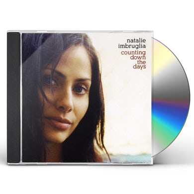 Natalie Imbruglia COUNTING DOWN THE DAYS CD