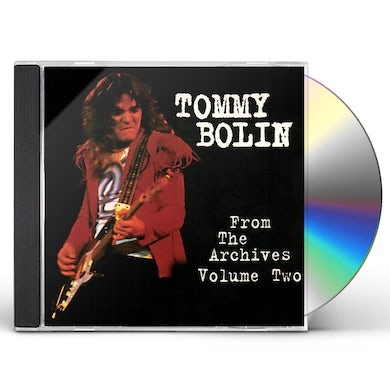 Tommy Bolin FROM THE ARCHIVES 2 CD