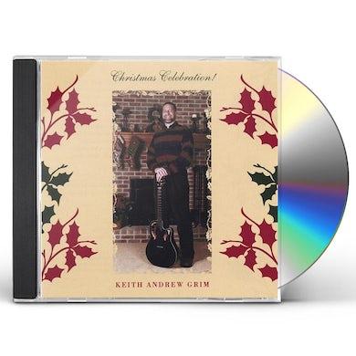 KEITH ANDREW CHRISTMAS CELEBRATION! CD