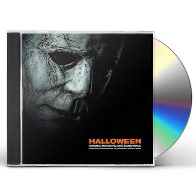 John Carpenter HALLOWEEN - Original Soundtrack CD