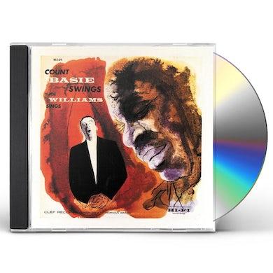 Count Basie / Joe Williams COUNT BASIE SWINGS JOE WILLIAM SINGS / GREATEST CD