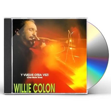Willie Colon VUELVE OTRA VEZ CD