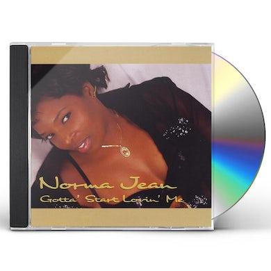Norma Jean GOTTA' START LOVIN' ME CD