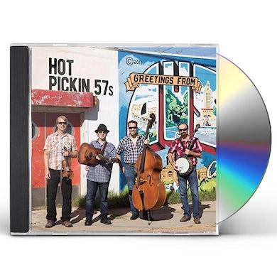 HOT PICKIN 57S CD